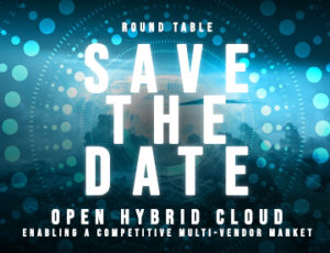 REGISTER: OFE Open Hybrid Cloud Round Table on 28 February
