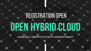 OFE Open Hybrid Cloud Round Table on 28 February
